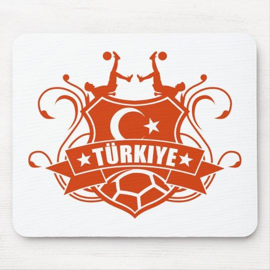 soccer TURKEY Mauspads