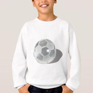 SoccerCrystalBall092110 Sweatshirt