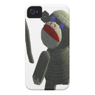 Sockenaffe iPhone 4 Hülle