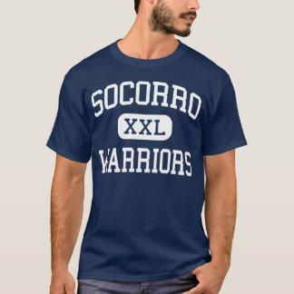 Socorro - Krieger - hoch - Socorro New Mexiko T-Shirt