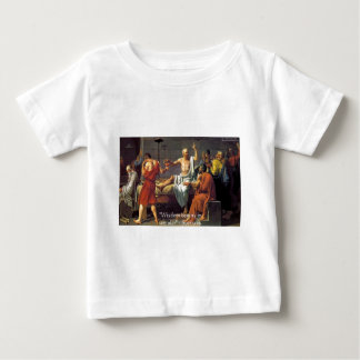 "SOCRATES-""Klugheits-/Wunder-"" Baby T-shirt"