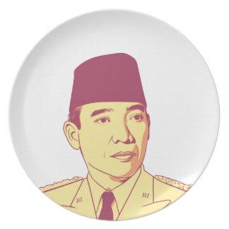 Soekarno Party Teller