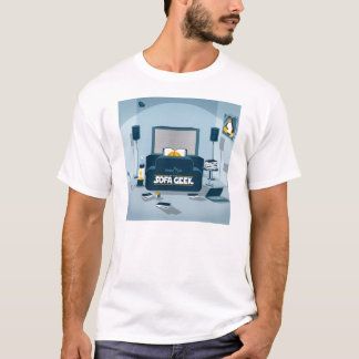 Sofa Geek T-Shirt