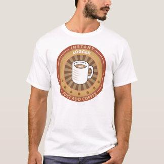 Sofortige Blockwinde T-Shirt