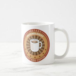 Sofortiger Psychologe Kaffeetasse