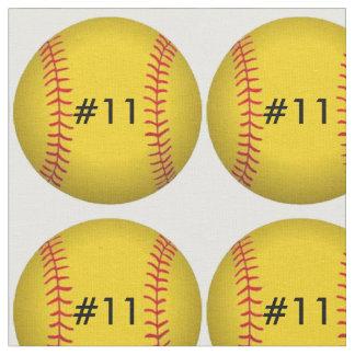 Softball-Gewebe Stoff