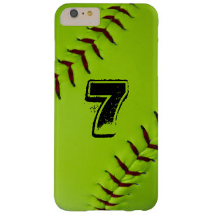 Softball iphone Fall Barely There iPhone 6 Plus Hülle