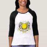 Softball-Mamma T Shirt