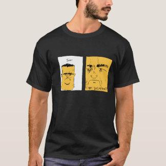 Sohn bin ich enttäusche T-Shirt