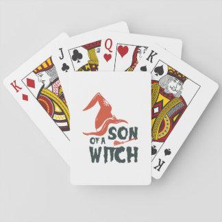 Sohn einer Hexe Spielkarten