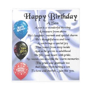Gute Zum Geburtstag Sohn Geschenke Zazzle De