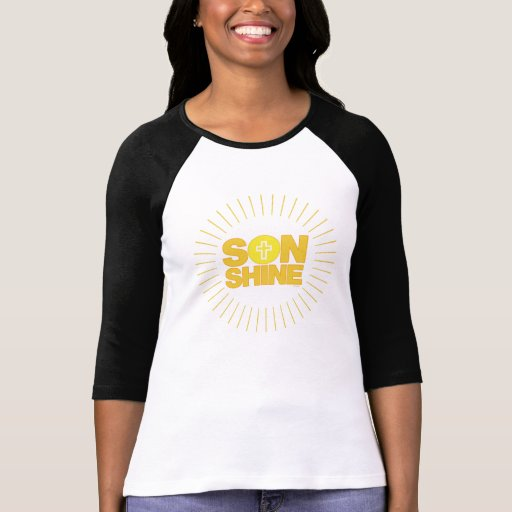 Sohn-Glanz T Shirts