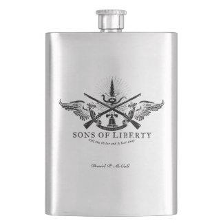 Söhne der Freiheit Flachmänner