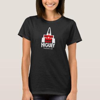Sojabohnenöl Higuey Mujer (Colores SCHWARZE y T-Shirt