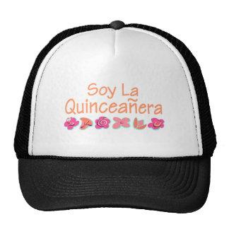 Sojabohnenöl-La Quinceanera Mützen