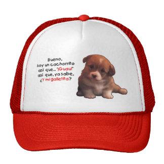 Sojabohnenöl-UNO cachorrito Trucker Cap