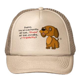 Sojabohnenöl-UNO cachorrito Kappen