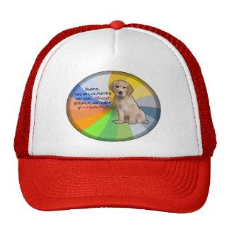 Sojabohnenöl-UNO cachorrito Mütze