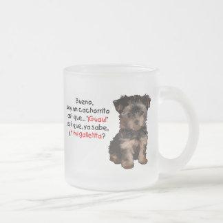 Sojabohnenöl-UNO cachorrito Kaffee Tassen