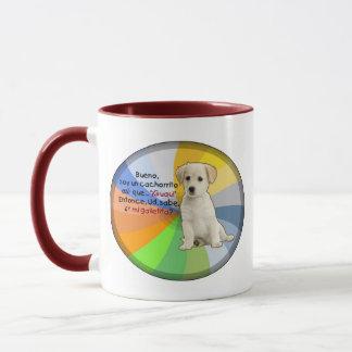 Sojabohnenöl-UNO cachorrito Tasse