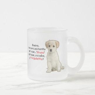 Sojabohnenöl-UNO cachorrito Teetasse