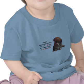 Sojabohnenöl-UNO cachorrito T Shirt