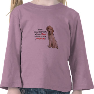 Sojabohnenöl-UNO cachorrito Shirt