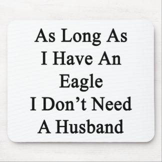 Solange ich Eagle ich habe, benötigen Sie nicht Mauspad