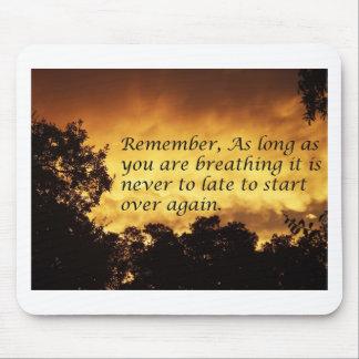 Solange Sie atmen können Sie vorbei beginnen
