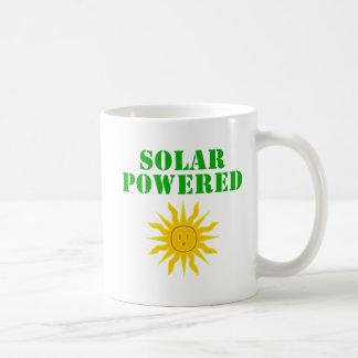 Solar angetrieben kaffeetasse