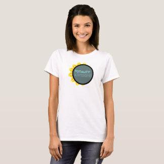 Solareklipse GESAMTHEIT FANTASTISCHER Entwurf T-Shirt
