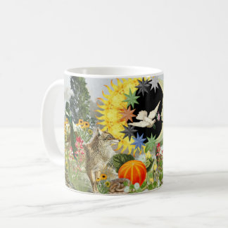 Solareklipse-klassische Café-Tasse Kaffeetasse