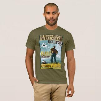 Solareklipse-Shirt Madras 2017 T-Shirt