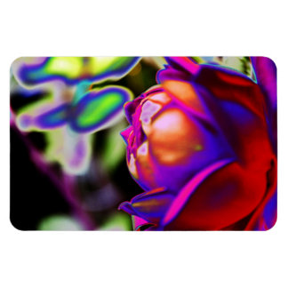 Solarized Rose durch Shirley Taylor Magnet