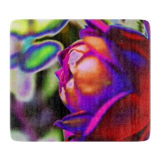 Solarized Rose durch Shirley Taylor Schneidebrett