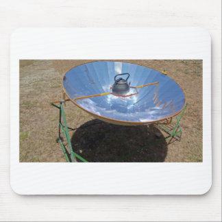 Solarkocher Mauspad