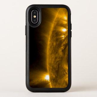 Solarplasma OtterBox Symmetry iPhone X Hülle