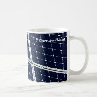 SolarPowerplatte Kaffeetasse