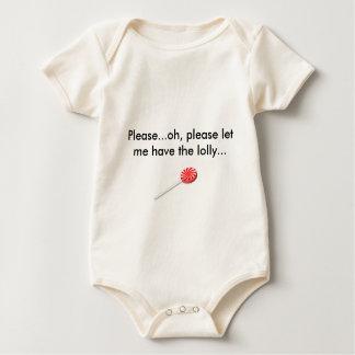 Solch ein niedliches Baby!! Baby Strampler