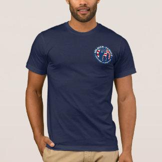 Soldat-Familien-Unterstützung u. Service T-Shirt