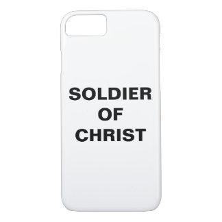 """Soldat von Christus"" Apple iPhone 8/7 Fall iPhone 8/7 Hülle"