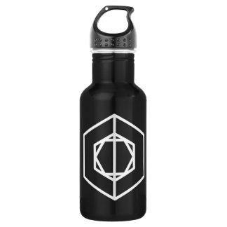 Soldat-(-) Wasser-Flasche (532 ml), Edelstahl Trinkflasche