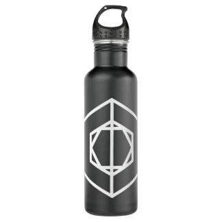 Soldat-(-) Wasser-Flasche (710 ml), Edelstahl Trinkflasche