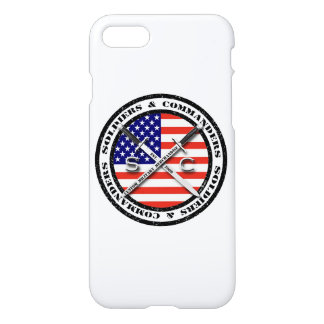 Soldaten u. Kommandanten Circular Logo iPhone 7 iPhone 7 Hülle