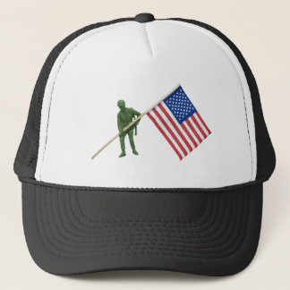 SoldierAmericanFlag2072509 Truckerkappe