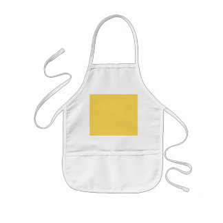 Soleil Gelb-Zitrusfrucht Zitrone-Französische Kinderschürze