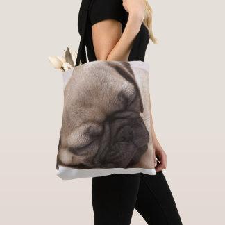 Solid schlafender Welpe Tasche