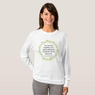 Solidaritäts-T - Shirt