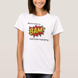 Solider Effekt stellen alles besseres Shirt her