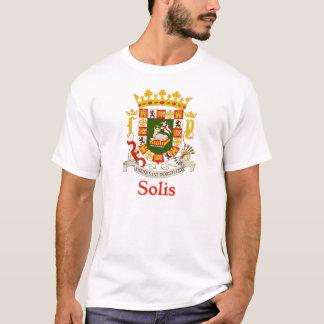 Solis Puerto Rico Schild T-Shirt